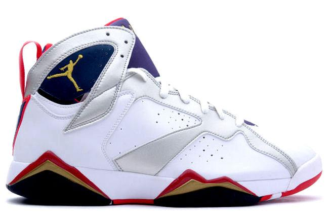 Air Jordan 7 Retro 2004 Olympic