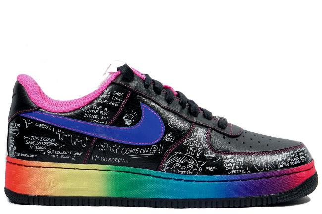 Air Force 1 Low Supreme Colette x Busy P