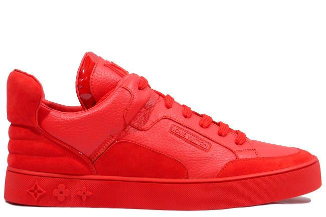 Louis Vuitton x Kanye West Don Red