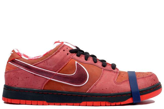 Nike SB Dunk Low 'Lobster' Red