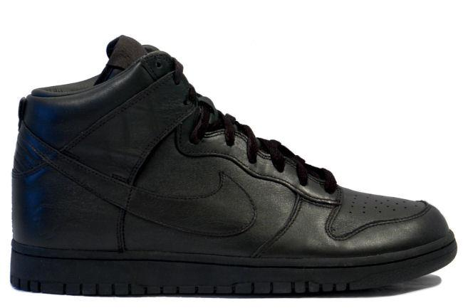 Nike Dunk High BZ QuestLove Black