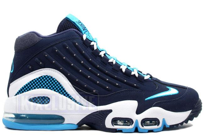 Nike Air Griffey Max 2 Midnight Navy / Chlorine Blue