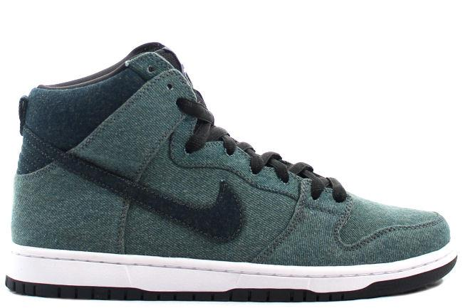 Nike SB Dunk High Navy Denim