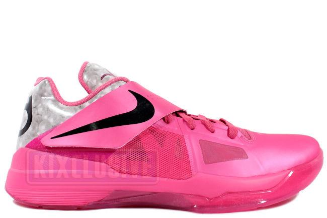 Nike Zoom KD 4 Aunt Pearl (Think Pink)