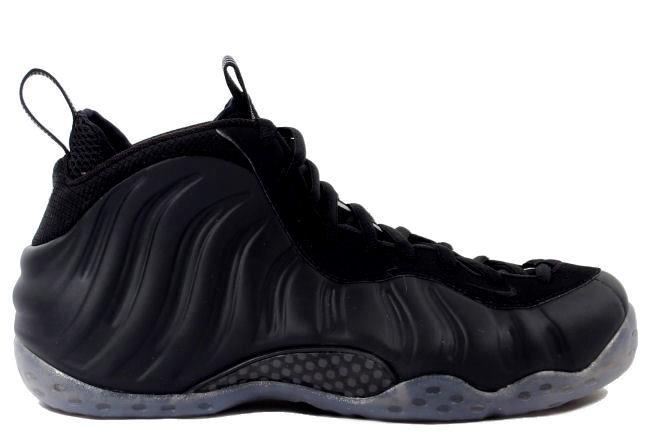 Nike Air Foamposite One Black / Medium Grey Stealth