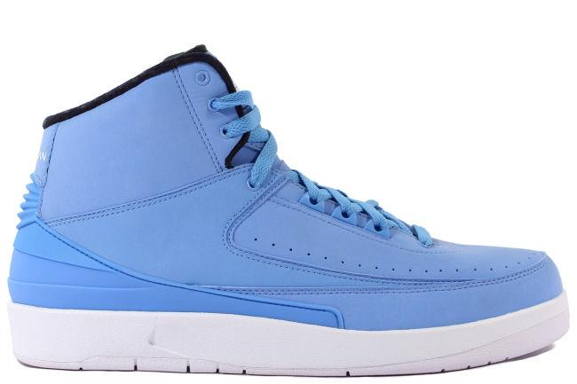 Air Jordan 2 Retro Pantone 284 Collection