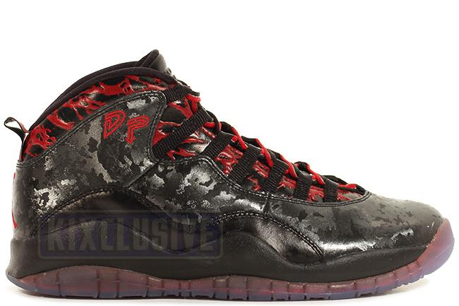 Air Jordan 10 Retro Doernbecher