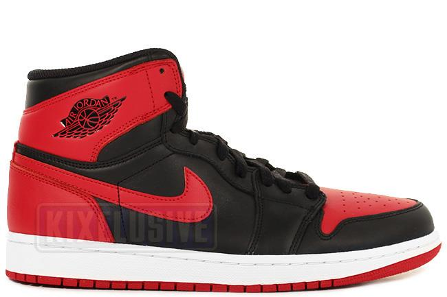 Air Jordan 1 Retro High OG Black / Red