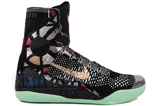 Nike Kobe 9 Elite All Star Gumbo