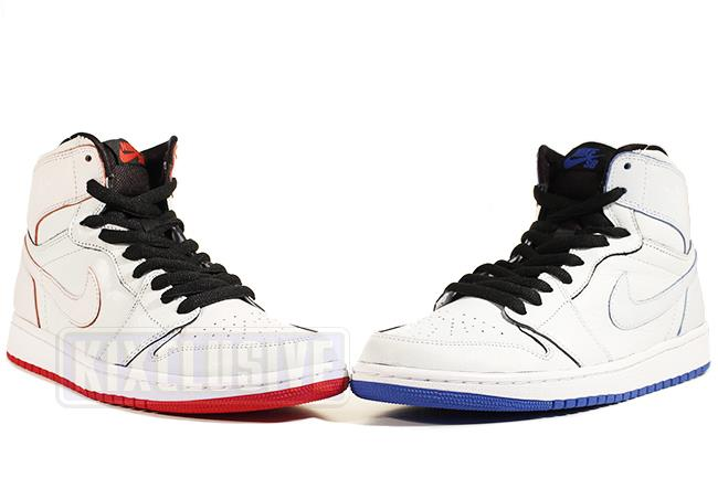 Jordan 1 SB QS Lance Mountain White