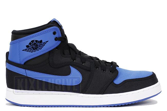 Air Jordan 1 Retro KO High OG Black / Blue