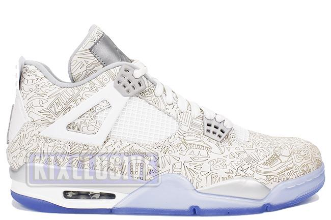 Air Jordan 4 Retro Laser 30th Anniversary