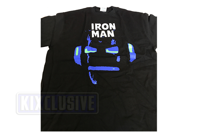 Bape Marvel Iron Man Tee