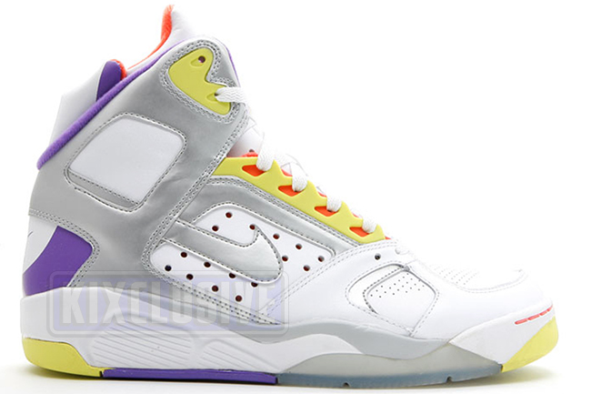 Nike Air Flight Lite High White Men Can't Jump