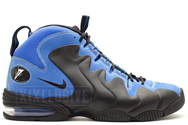 Nike Air Penny 3 HOH Blue Black
