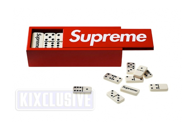 Supreme Dominos Set
