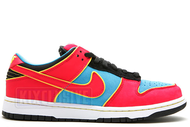 Nike Dunk Low Premium SB Ms Pacman