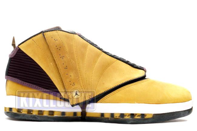 Air Jordan 16 + Ginger