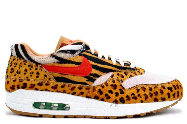 Nike Air Max 1 Supreme Atmos Safari