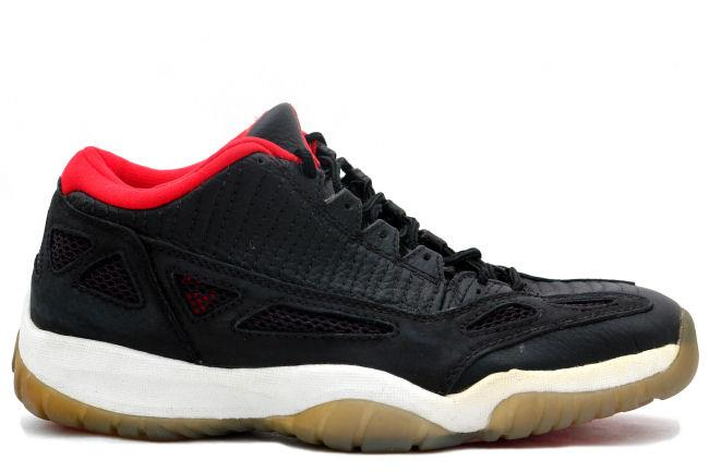 Air Jordan 11 OG Low IE Black / Red