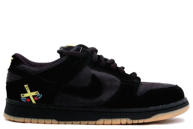 Nike SP Dunk Low 'Chocolate'