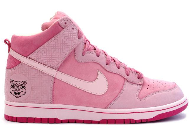 Nike Dunk High 'Pig' Perfect Pink