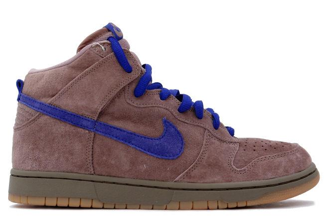 Nike SB Dunk High 'Iron'