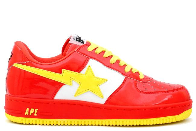 Bape Sta DC Comics The Flash