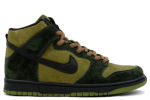 Nike SB Dunk High 'Hulk'