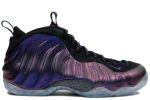 Nike Air Foamposite One 2009 Black / Varsity Purple