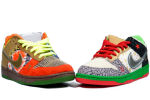 Nike SB What The Dunk