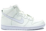 Nike Dunk High Premium Glow / White