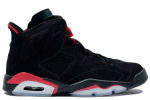 Air Jordan 6 Retro Black / Varsity Red