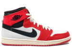 Air Jordan 1 Retro KO Hi White / Black / Red