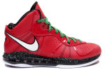 Nike Lebron 8 'Christmas' Red / Black