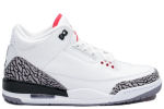 Air Jordan 3 Retro 2011 White / Cement Grey