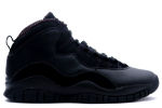 Air Jordan 10 Retro Black / White