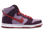 Nike SB Dunk High 'Plum'