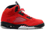Air Jordan 5 Retro Raging Bull Red