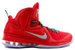 Nike Lebron 9 Christmas Red / Green / Black