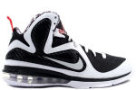 Nike Lebron 9 Freegums White / Black / Sport Red