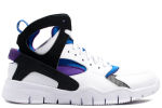 Nike Air Huarache BBall 2012 QS White / Black / Purple