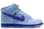 Nike Dunk Hi Premium QS Galaxy Blue Grey
