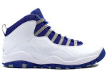 Air Jordan 10 Retro TXT White / Old Royal