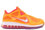 Nike Lebron 9 Low Floridian Vivid Orange / Cherry