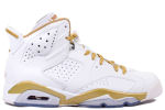 Air Jordan 6 Golden Moment White / Gold