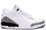 Air Jordan 3 Retro 88 White / Cement Grey
