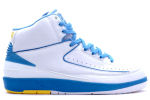 Air Jordan 2 Retro Melo White / Blue