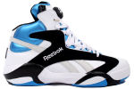 Reebok Shaq Attaq White / Black / Azure