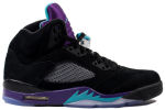 Air Jordan 5 Retro Black Grape